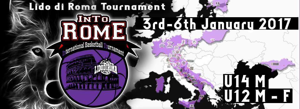 International Tournament Rome - VIII EDITION