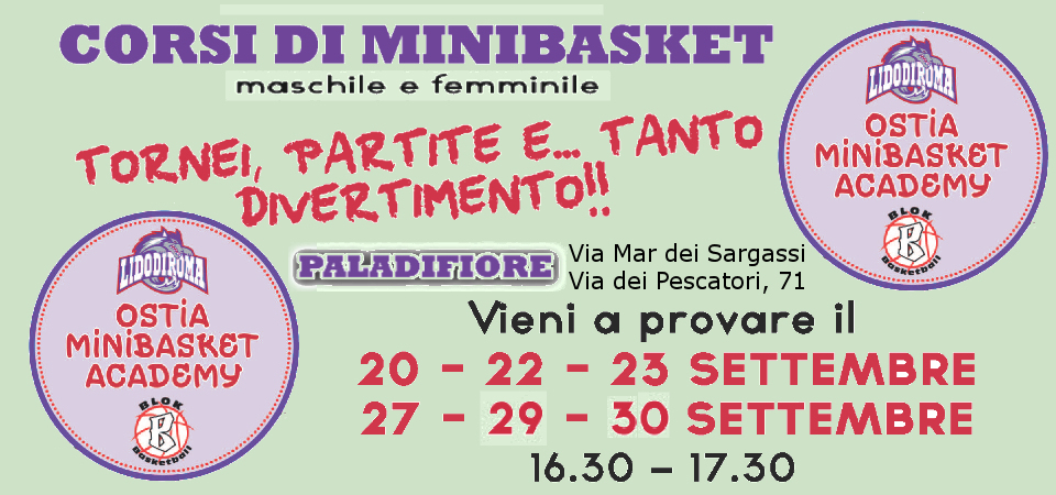 G.S.D. Lido Di Roma Basket