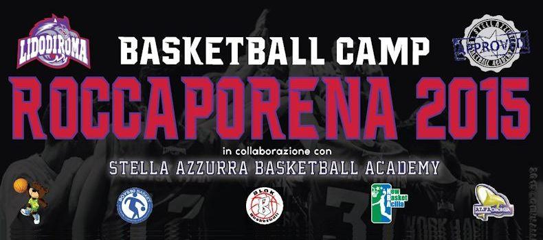 Roccaporena e Cascia 2015 Basketball Camp